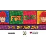 Bombeiros de Oliveira do Bairro convidam a pintar t-shirt e a praticar desporto