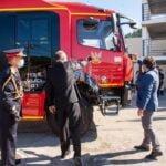 Bombeiros Voluntários de Fanhões Apresentaram Novas Viaturas